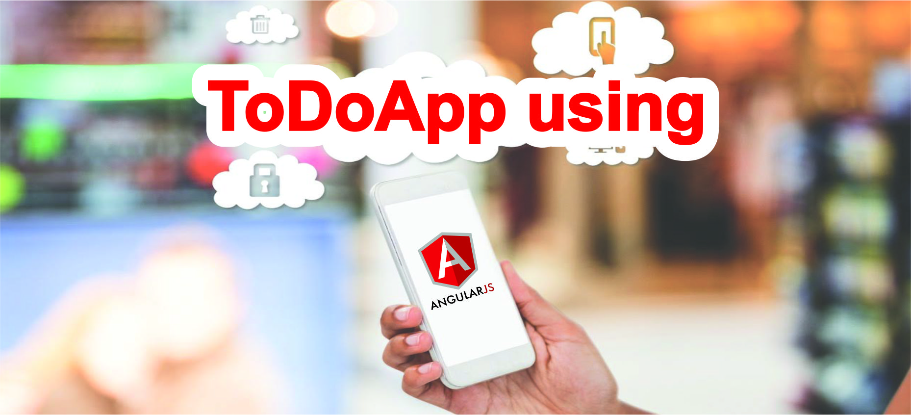 ToDoApp using AngularJS