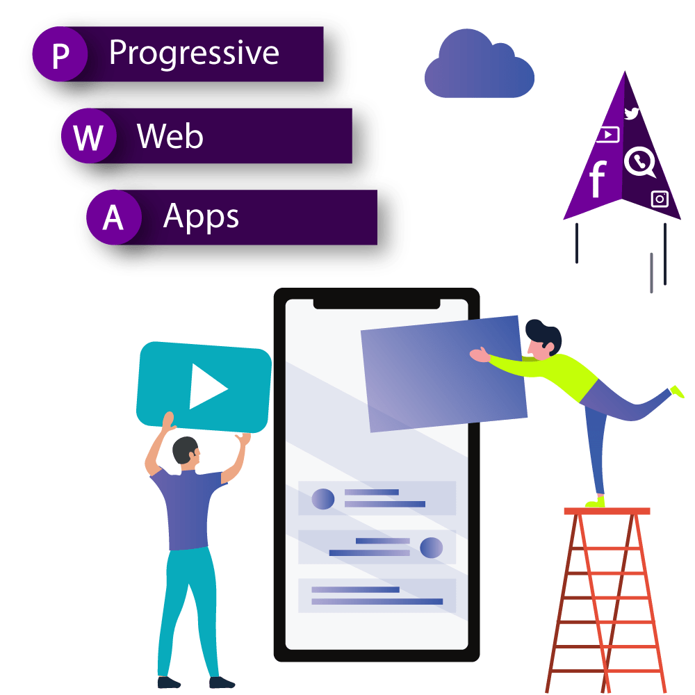 hire pwa developer codestore