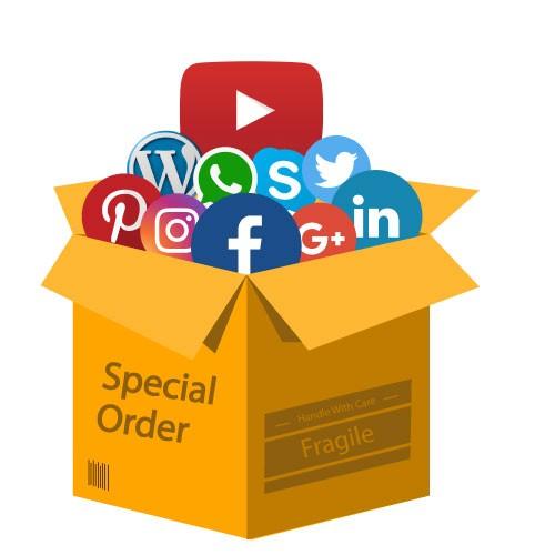 social Media Integration codestore