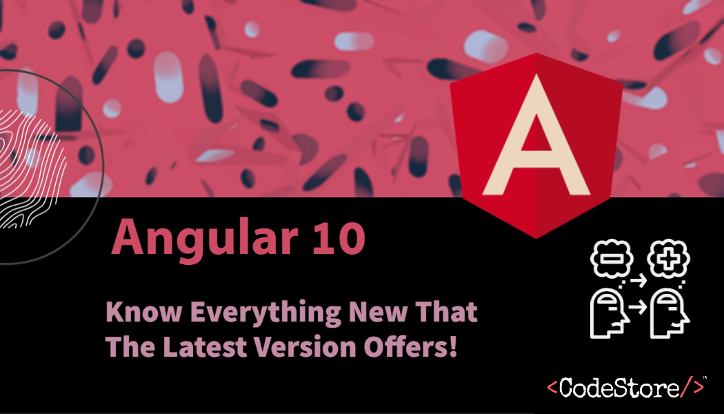 Angular 10 codestore