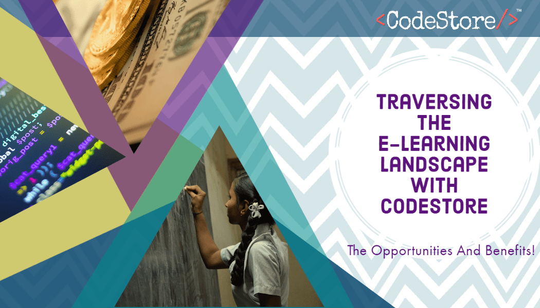 Traversing the e-learning landscape with CodeStore